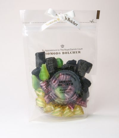 200 gram bland-selv