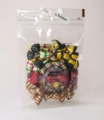 250 gram bland-selv