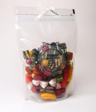 400 gram bland-selv
